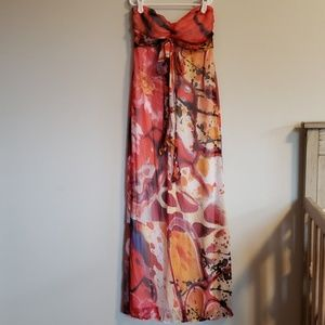 Multicolor Summer Dress
